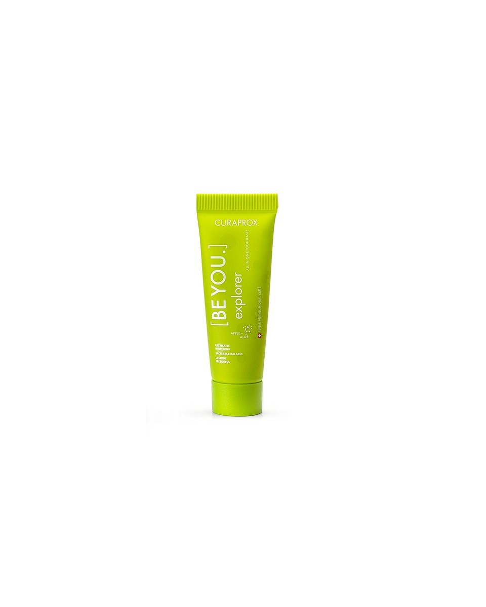 [BE YOU.] EXPLORER toothpaste 10ml