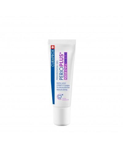 Dentálny gél Perio Plus Focus, 0,50% CHX