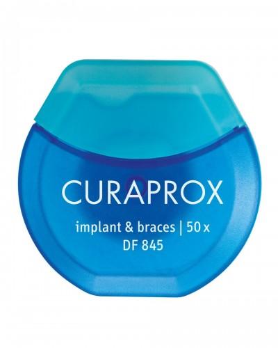 Dentálna niť DF 845 implant & braces