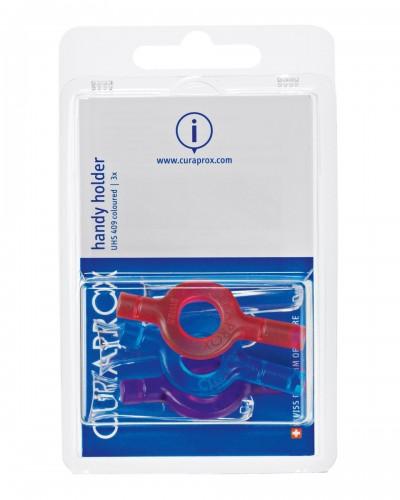 Handy holder set coloured