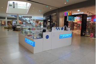CURAPROX Smile Shop, Bory Mall Bratislava