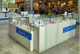 CURAPROX Smile Shop, Aupark Piešťany