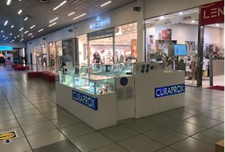 CURAPROX Smile Shop, OC Laugaricio Trenčín