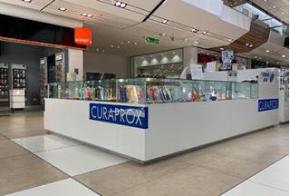 CURAPROX Smile Shop, City Arena Trnava