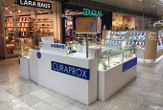 CURAPROX Smile Shop, Aupark Shopping Center Košice