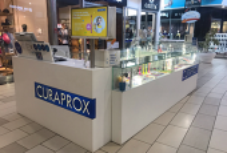CURAPROX Smile Shop, Optima Shopping Center Košice