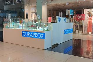 CURAPROX Smile Shop, Galéria Mlyny Nitra