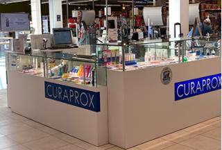 CURAPROX Smile Shop, OC Forum Poprad
