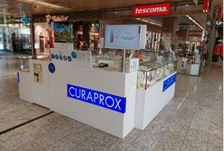 CURAPROX Smile Shop, Aupark Shopping Center Žilina