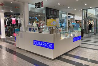CURAPROX Smile Shop, OC Korzo Prievidza