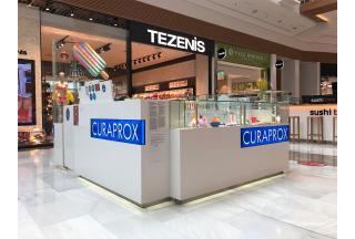 CURAPROX Smile Shop, Aupark Shopping Center Bratislava